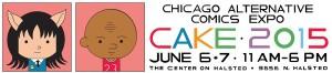 CAKE Chicago banner