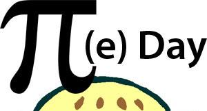 Pi - pie. Get it?