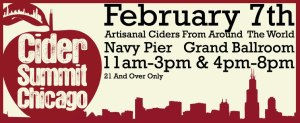 Chicago Cider Summit February 7